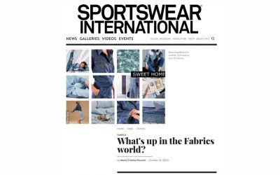 What's up in the Fabrics world?