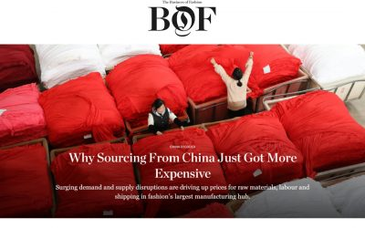 Why Sourcing From China Just Got More Expensive